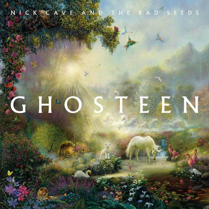 Nick Cave and the Bad Seeds anuncian nuevo disco: Ghosteen