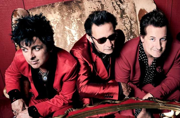 Green Day en Madrid