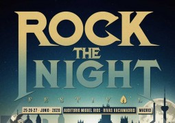Nace el festival Rock The Night