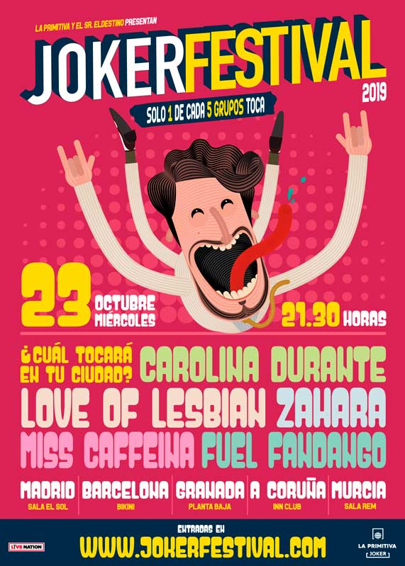 Regresa el Joker Festival