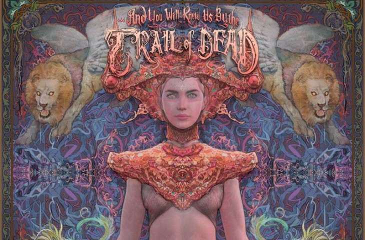...And You Will Know Us By The Trail Of Dead anuncia nuevo álbum