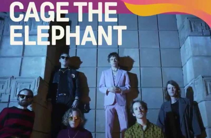 Cage the Elephant al Mad Cool 2020