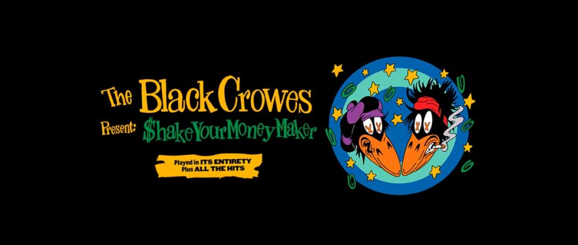 The Black Crowes anuncia gira de reunión
