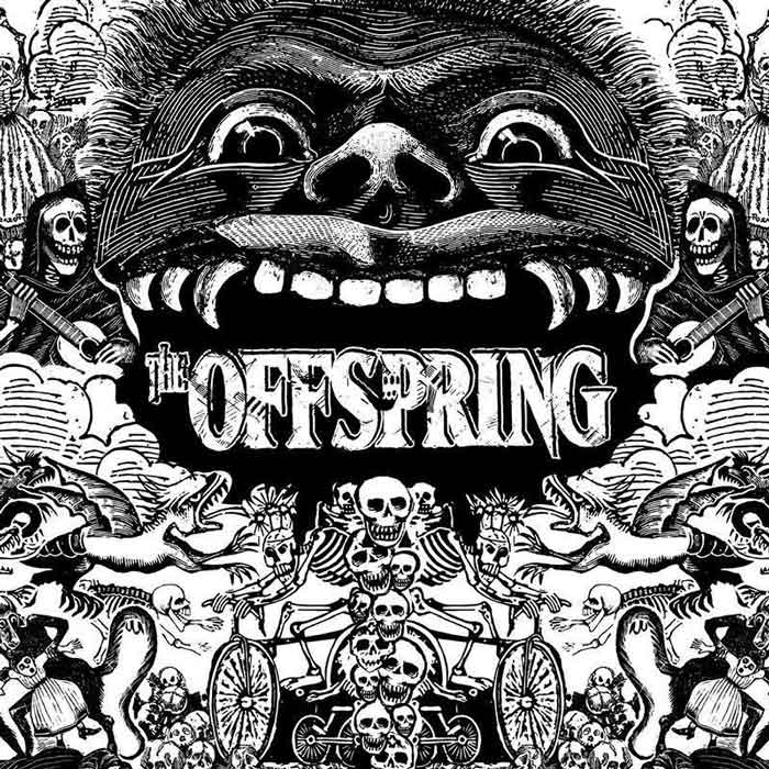 The Offspring publicarán disco en 2020