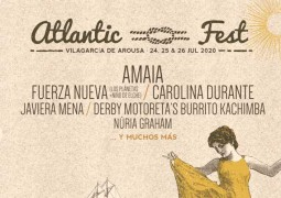 El Atlantic Fest 2020 confirma a Carolina Durante