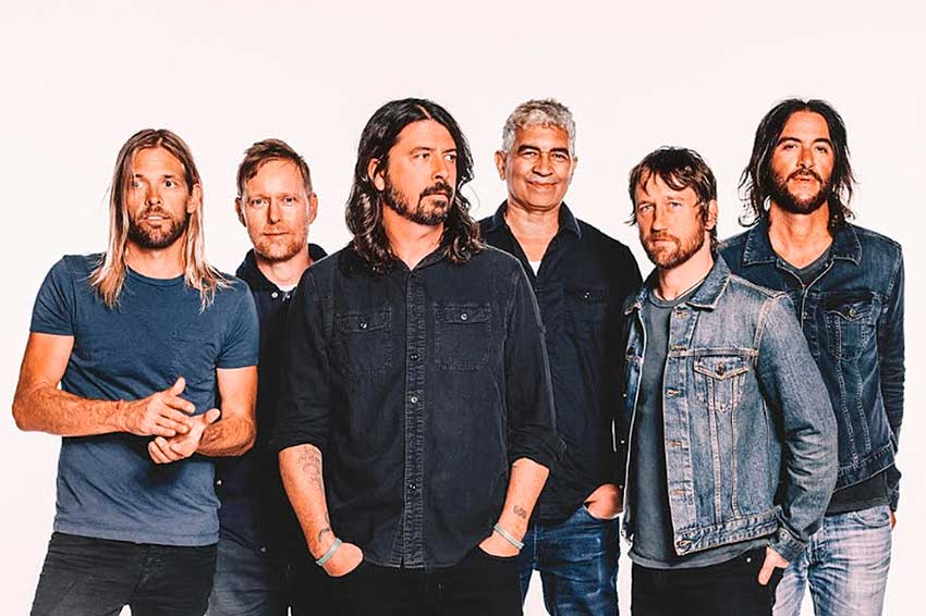 Foo Fighters prometen un 2020 loco
