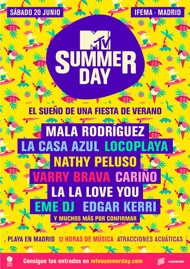 cartel mtv summer day