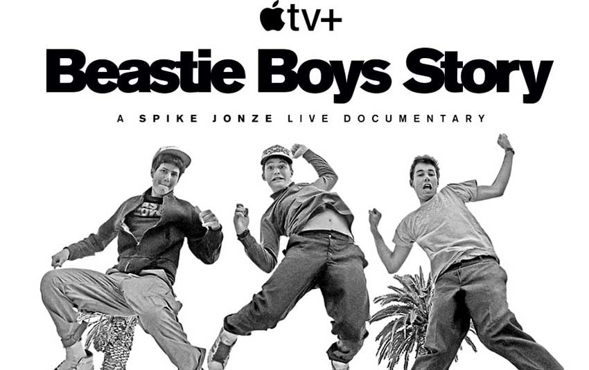 Primer tráiler del documental Beastie Boys Story