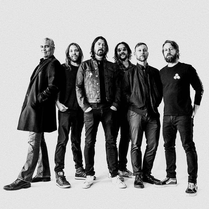 La gira de Foo Fighters se retrasa hasta el 2021