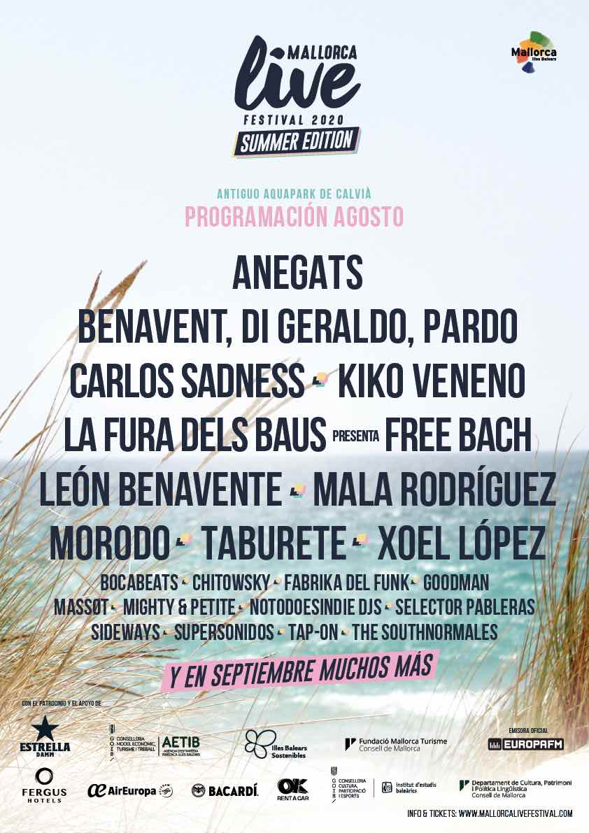 mallorca live summer edition