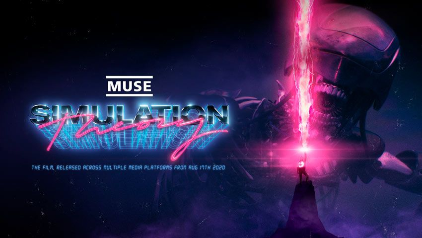 Muse - Simulation Theory Film