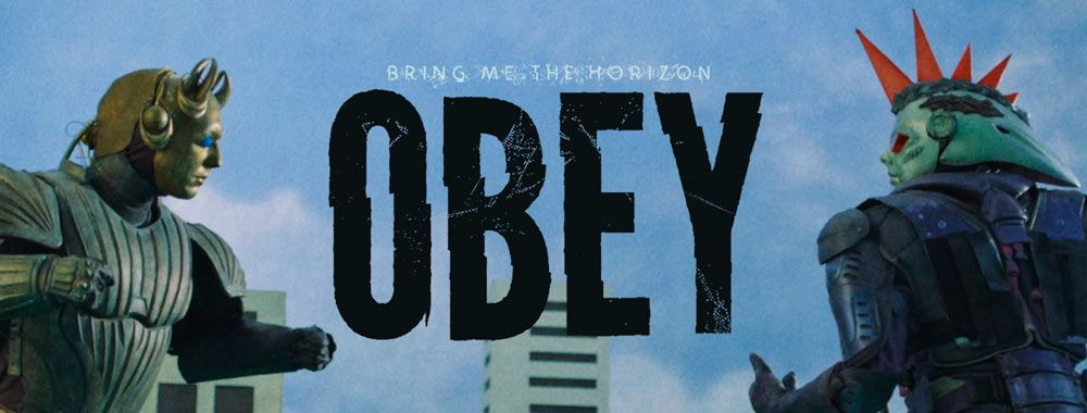 Bring Me The Horizon Obey feat. YUNGBLUD