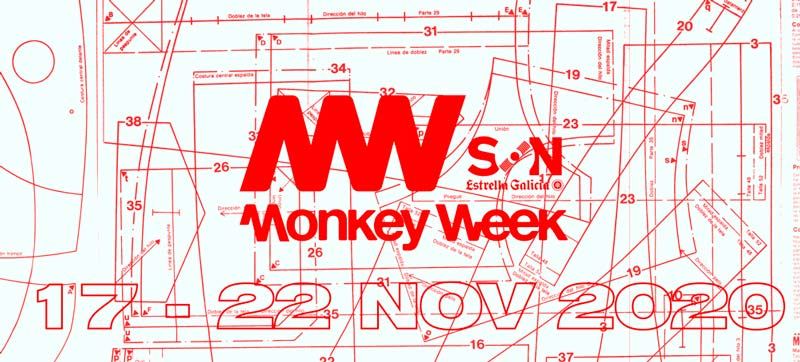 confirmados Monkey Week 2020