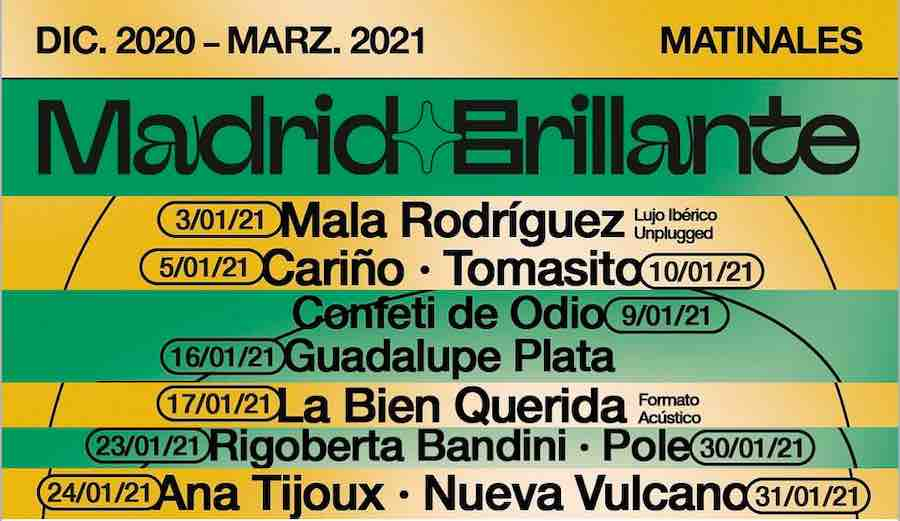 Madrid Brillante enero