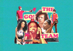 The Go! Team regresan con Get Up Sequences Part One
