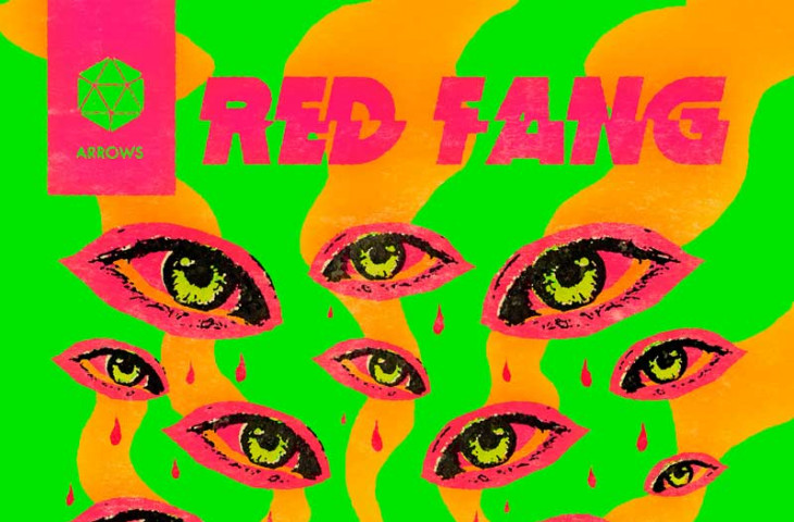 red fang arrows